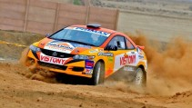 Mario Hart ganó Rally Asia