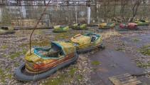 Chernóbyl, atracción turística