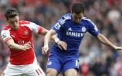 Chelsea empató con Arsenal de visita y se acerca al título de la Premier