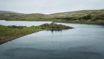 ¿Un lago que desaparece?