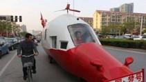 China's Dream, el auto 'volador'