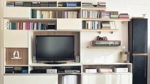 ¿Ocultar o exhibir el televisor?