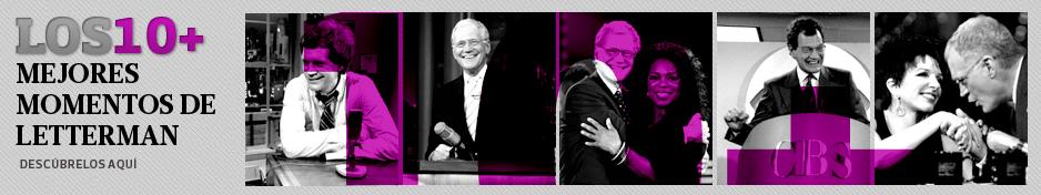 Mejores momentos de David Letterman