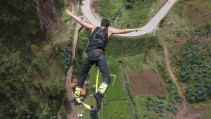Adrenalina en Cusco