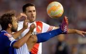 River Plate busca remontar a Cruzeiro en Brasil