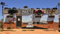 El museo apocalíptico de Mad Max