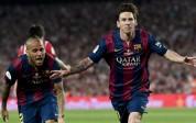 Barcelona campeón de la Copa del Rey: ganó con doblete de Messi