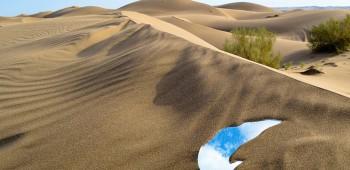 Espejismo: arte en el desierto