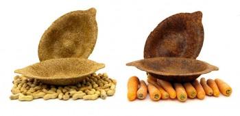 Foodscapes: vasija biodegradable