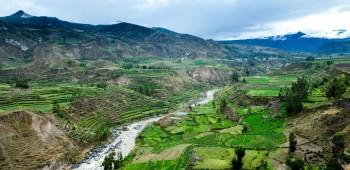 Los cañones de Espinar en Cusco