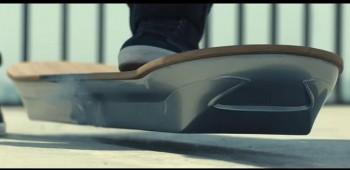 Así funciona el skate flotante