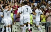 Real Madrid goleó 5-0 al Betis de Juan Vargas  [VIDEO]