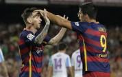Barcelona ganó 1-0 en el Camp Nou con gol de Vermaelen
