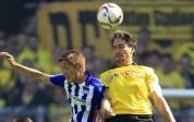 Borussia Dortmund vs. Hertha por la Bundesliga