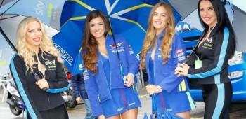 MotoGP: Las bellas Paddock Girls