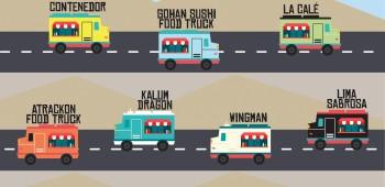 Ruta de los Food Truck Mistura