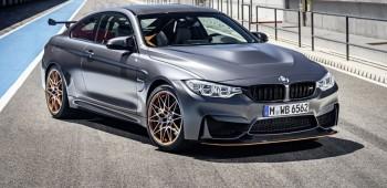 El poderoso BMW M4 GTS
