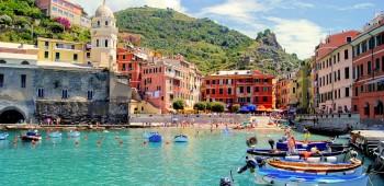 Viaje íntimo a la Riviera Italia