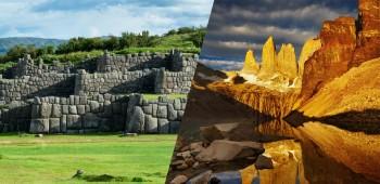 Perú vs Chile ¿Qué visitar?