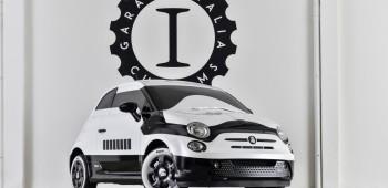Un Fiat 500 de Star Wars