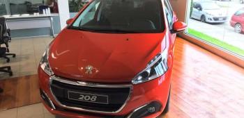 Llegó el renovado Peugeot 208