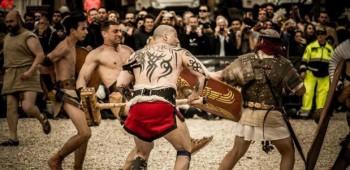 Viaja a Roma y sé un gladiador