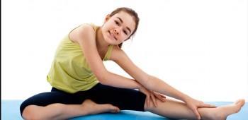 Beneficios del pilates en niños