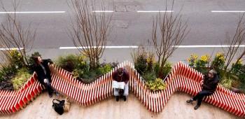 Parked Bench: conexión natural