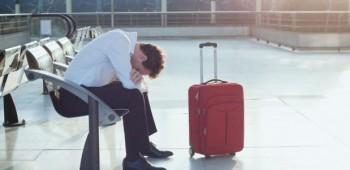 Elimina el malestar en el avión