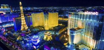 Las Vegas en pareja