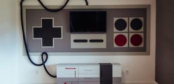 Un Nintendo gigante