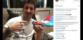 Messi no compró joya de Ferrari