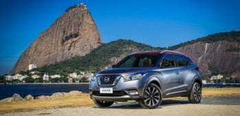 La nueva SUV Nissan Kicks