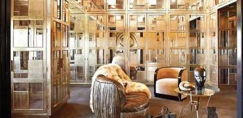 Cómo añadirle glamour a tu casa