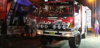 Conoce al camión de la Baja Inka
