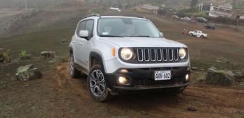 La Jeep Renegade llegó al Perú