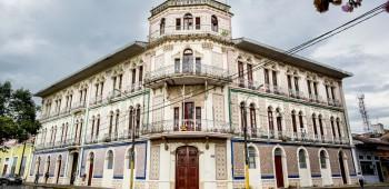 Joyas arquitectónicas de Iquitos