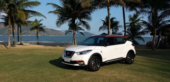Nissan lanzó la Kicks en Brasil