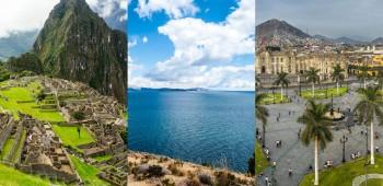 Atractivos peruanos que destacan