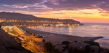 Lugares para ver el sunset