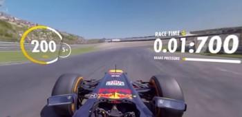 La Fórmula 1 a 360 grados