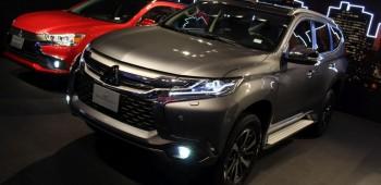 Nueva Mitsubishi Montero Sport