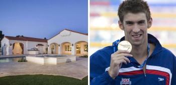 Conoce la mansión de Phelps