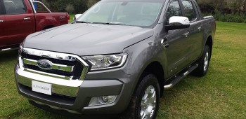 Ford presentó la nueva Ranger