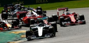F1: Nico Rosberg ganó en Bélgica