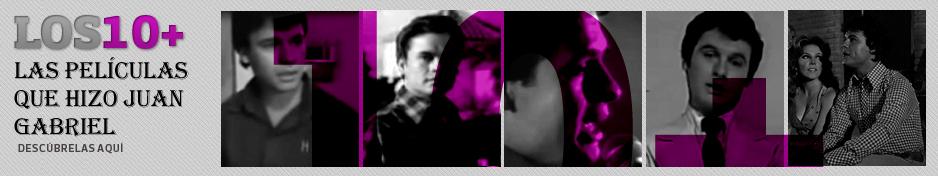 Películas de Juan Gabriel