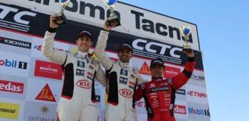 CCTC: Ricci ganó sexta fecha