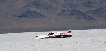 Honda batió récord de velocidad