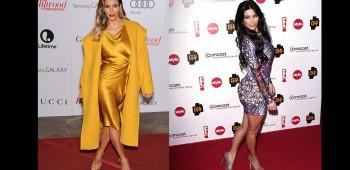 Cómo lucir más alta, según Kim