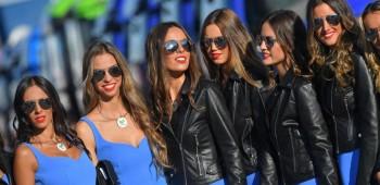 Las Paddock Girls del MotoGP